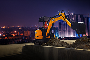 JCB Mini Excavators Price India